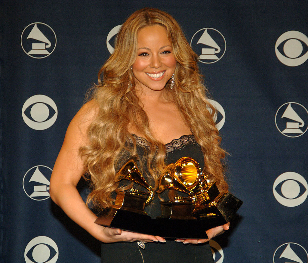 Mariah Carey no Grammy 2006