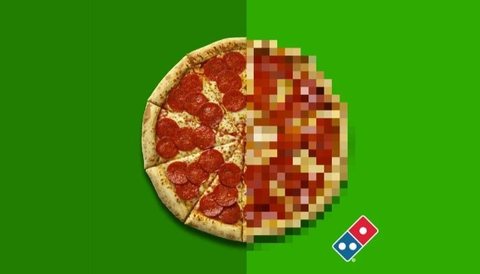 pizza dominos pizza
