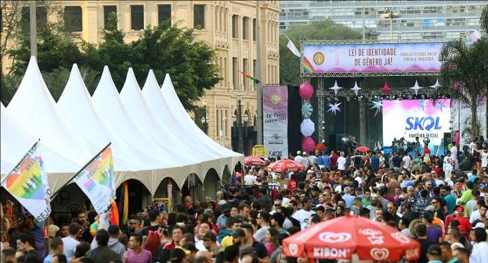 Resultado de imagem para 19ª Feira Cultural LGBT
