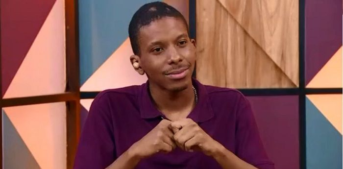 Ator Lucas Penteado se assumiu bissexual no BBB21