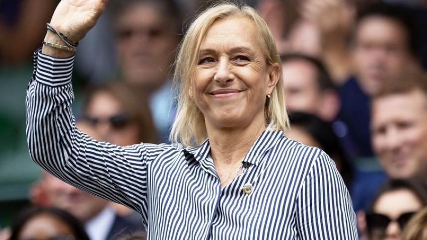 Martina Navratilova: tenista lésbica apoia exclusão de mulheres trans em categorias femininas do esporte