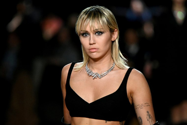 Miley Cyrus says she left the church after learning about friends and gay people were sent to the centres to 'cure the gay'