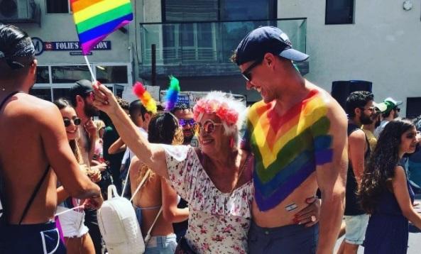 25 das melhores imagens da parada LGBT de Tel-Aviv