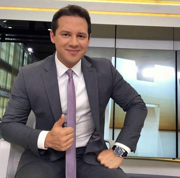 Os 30 jornalistas mais gatos da TV em 2018: Dony De Nuccio do Jornal Hoje