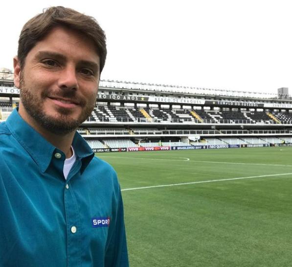 Os 30 jornalistas mais gatos da TV: Felipe Diniz, Globo Esporte São Paulo