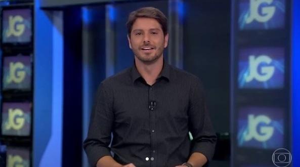 Os 30 jornalistas mais gatos da TV em 2018: Felipe Diniz