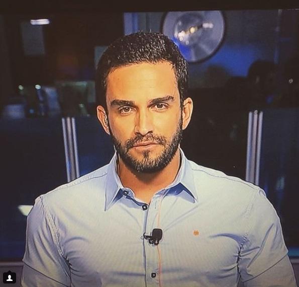 Os 30 jornalistas mais gatos da TV em 2018: João Paulo Vergueiro