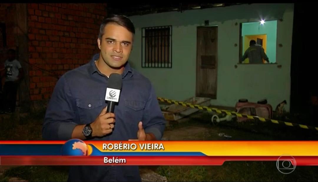 Os 30 jornalistas mais gatos da TV em 2018: Robério Vieira