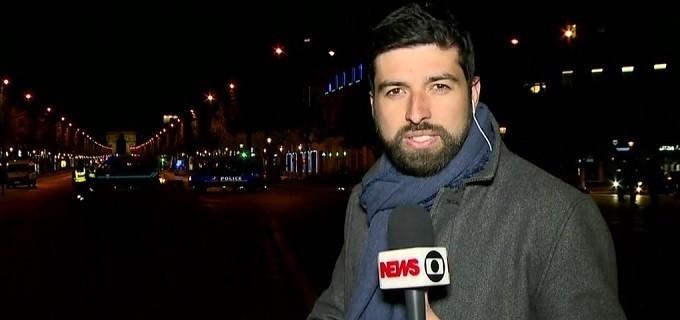 Os 30 jornalistas mais gatos da TV em 2018: Rodrigo Carvalho, da GloboNews