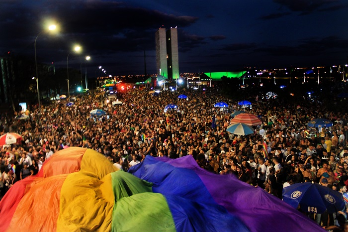 21 parada orgulho LGBTS brasília 2018