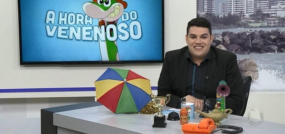 Erick Ricarte: gay assumido, ator sofreu homofobia no Pânico e deu a volta por cima na TV Atalaia