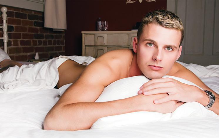 Morre aos 26 anos o ator pornô gay Dave Slick