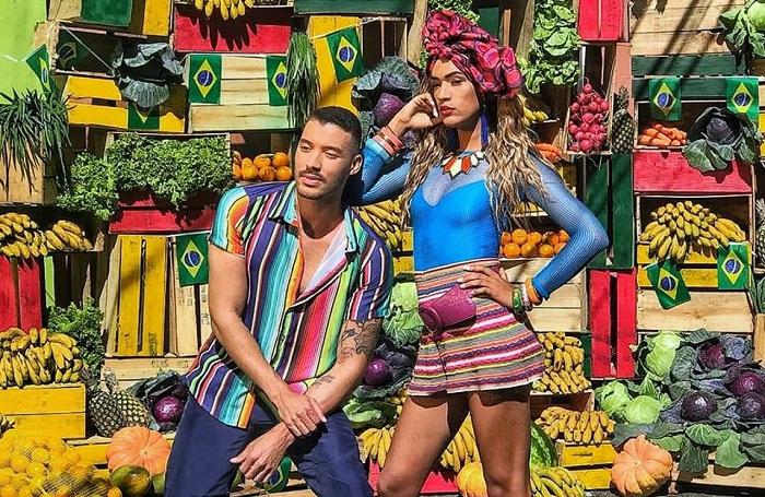 Caio Dias e MC Xuxu lançam clipe de TransPiração