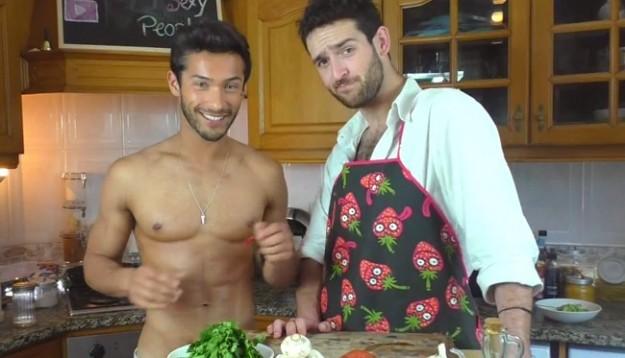Lorenzo e Pedro trocaram a cozinha pelas ruas de Lisboa no vídeo mais recente