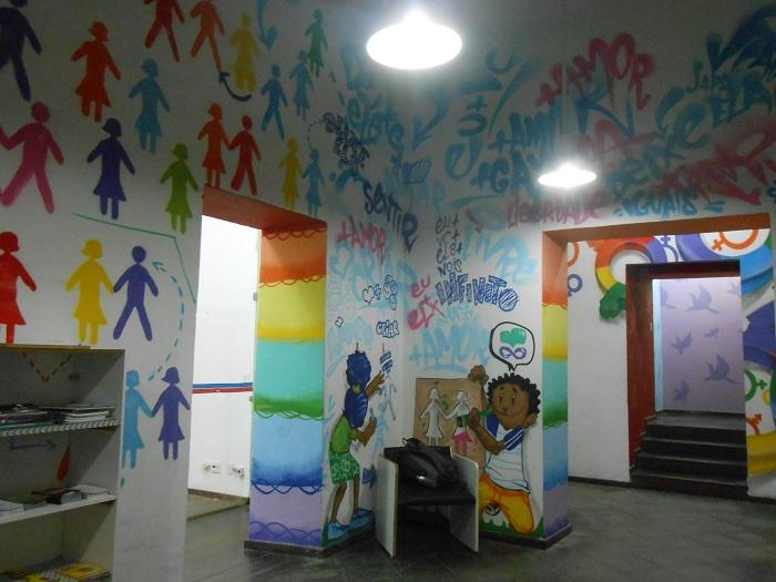 centro de promoção e defesa dos direitos LGBT da bahia