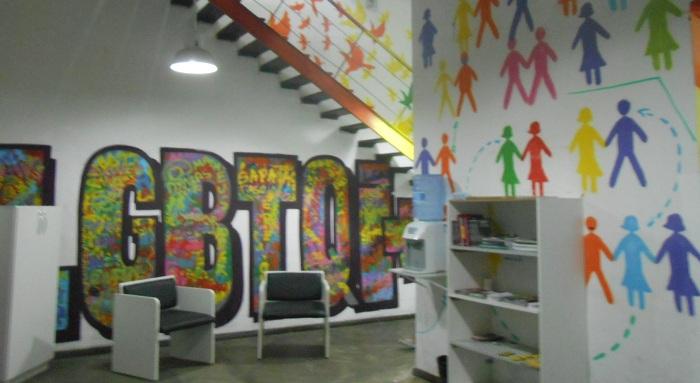 centro de proteção e defesa dos direitos LGBT da Bahia
