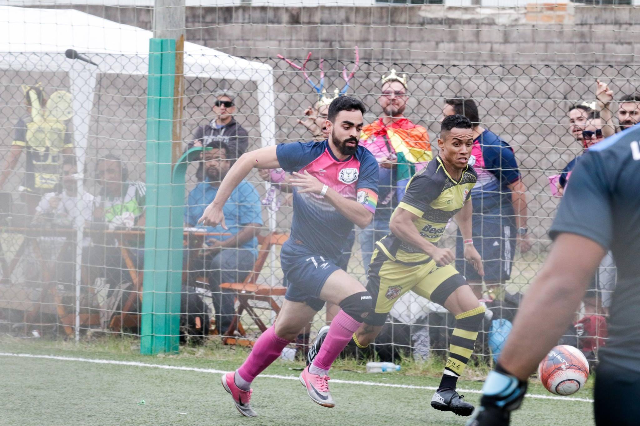 LiGay - Campeonato Gay de Futebol Brasileiro acontece em São Paulo