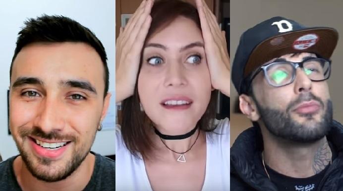 Guigo Kieras, Felipe Mastrandeia e Mandy Candy: destaques da semana dentre os youtubers LGBT