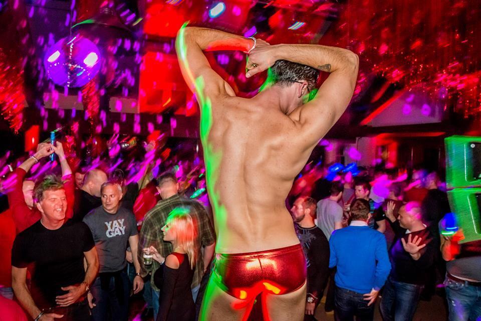 divulgação gay evento lgbt