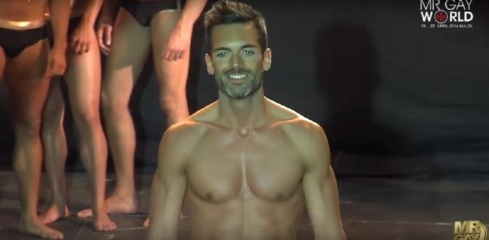 Espanhol Roger Gosalbez é eleito Mr. Gay World 2016