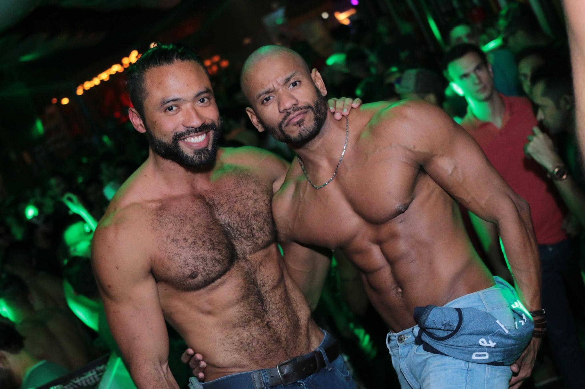 Festa gay Barbado estreia em Belo Horizonte