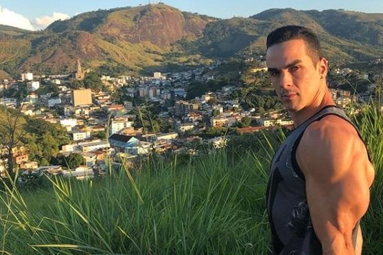 Fisiculturista gay e sarado: conheça Henrique Seoldo