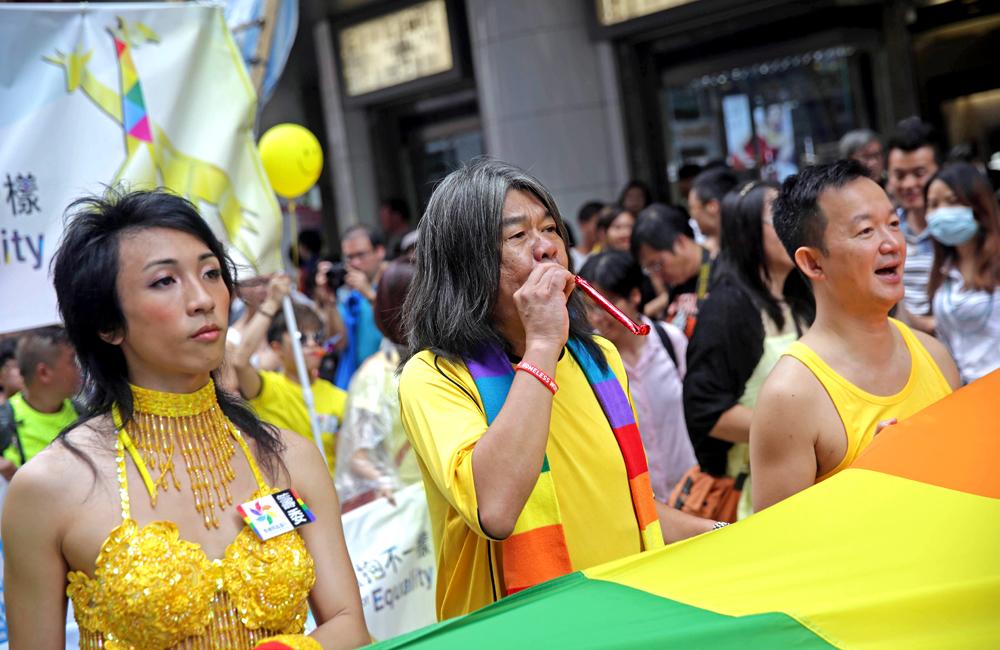 União civil gay: projeto é rejeitado em Hong Kong
