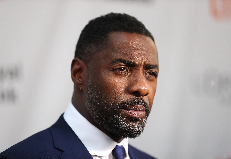Idris Elba é eleito o homem mais sexy de 2018