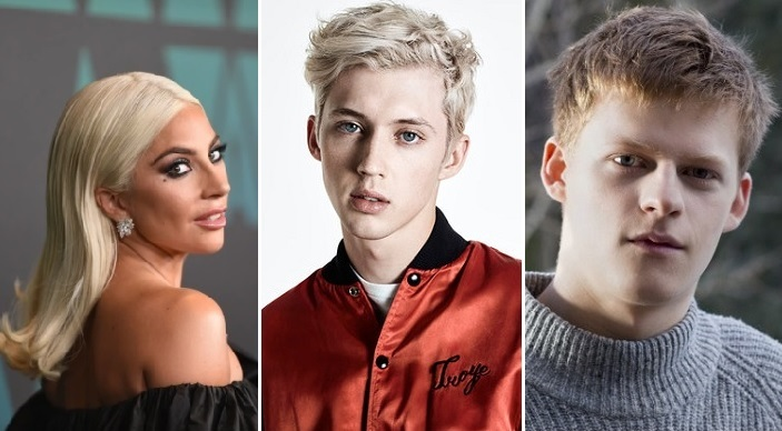 Lady Gaga, Troye Sivan e Boy Erased: filmes gays indicados ao Globo de Ouro 2019
