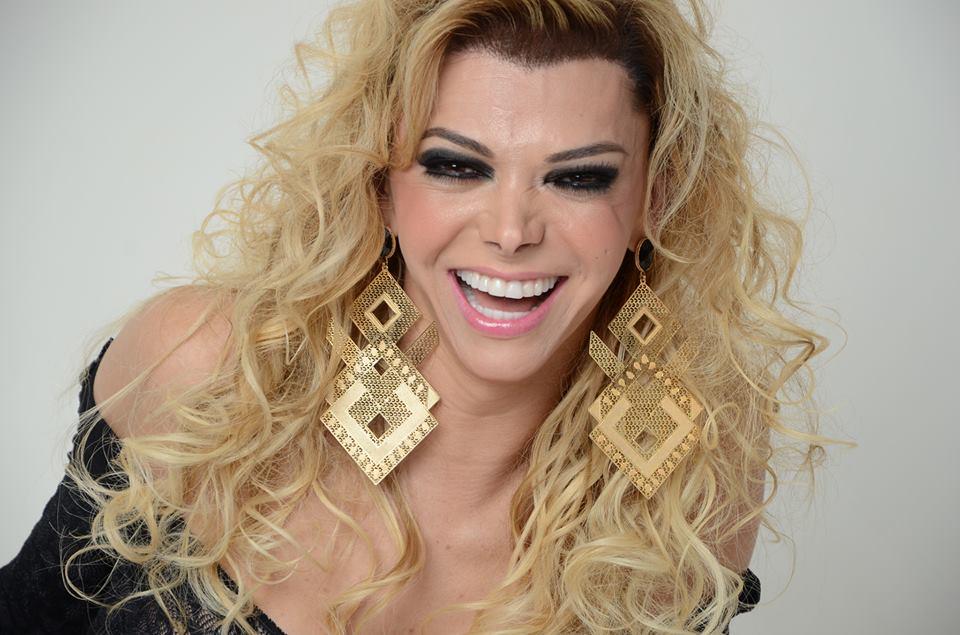 Léo Áquilla é candidata a vereadora pelo PTN em São Paulo