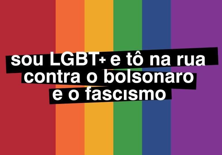 LGBT contra Bolsonaro - grupo no Facebook faz sucesso
