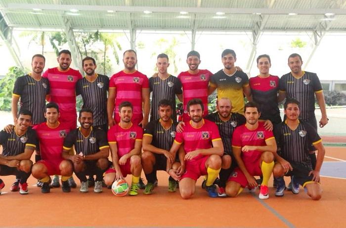 2ª Champions Ligay - campeonato gay de futebol - rola em Porto Alegre em 2018