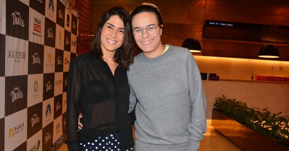 Maria Gadú e Lua Leça estão grávidas