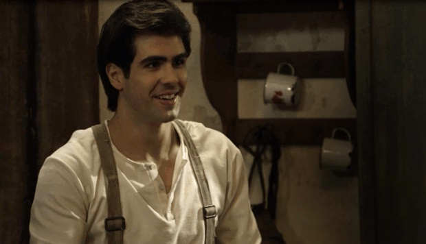 Luccino revela-se gay em Orgulho e Paixão