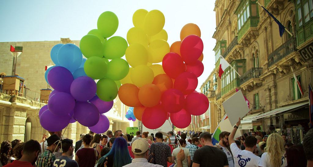 Malta é eleito melhor país para LGBT viverem na Europa