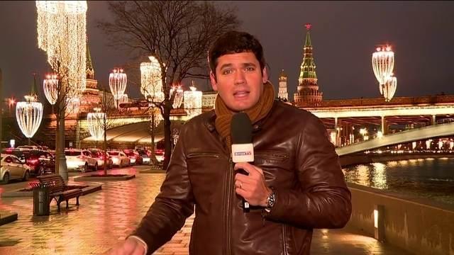 Em matéria sobre a Rússia, Marcelo Courrege é detonado nas redes e pede desculpas por termo LGBT