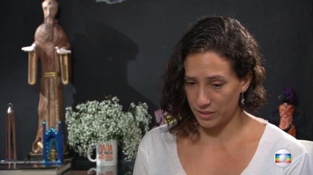 Monica Benício, viúva de Marielle Franco, falou sobre a perda