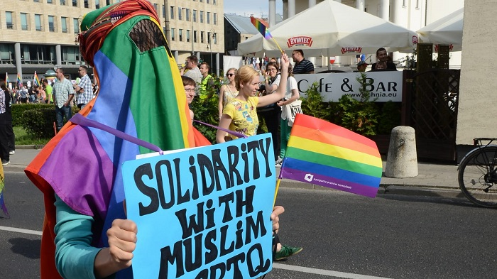 A maioria dos muçulmanos apoia o casamento gay nos EUA