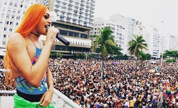 20 melhores fotos da 22ª Parada do Orgulho LGBTI do Rio de Janeiro em 2017