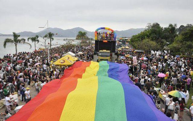 Parada LGBT de Floripa 2017 divulga data