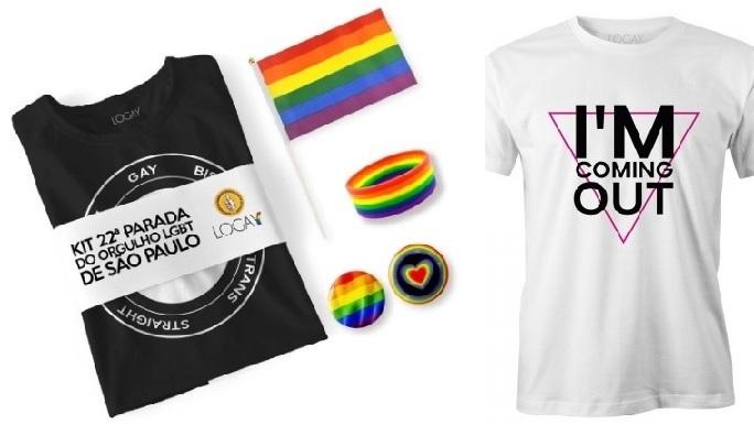 Logay vence kit para a 22ª Parada do Orgulho LGBT de São Paulo
