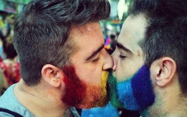 20 imagens da Parada LGBT de Madri 2018