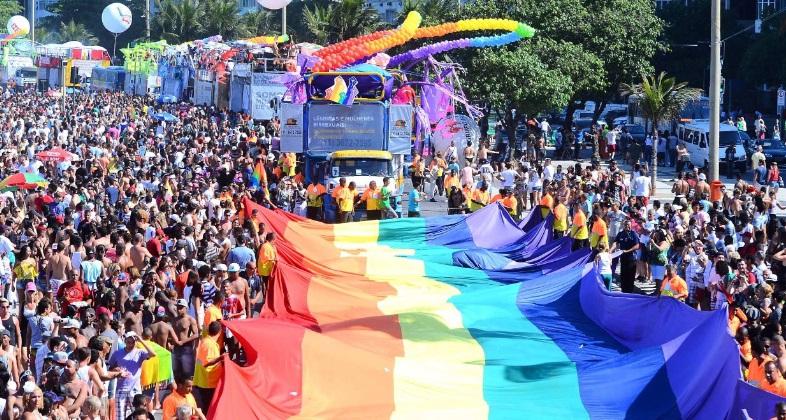 23ª Parada do Orgulho LGBTI do Rio é adiada