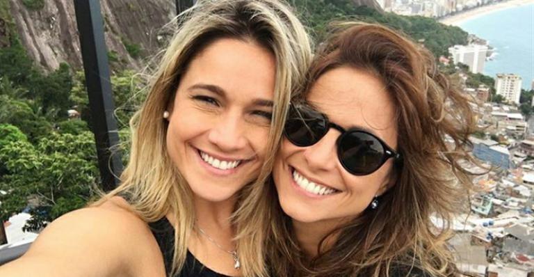 Casal lésbico famoso; Fernanda Gentil e Priscila Montandon se casaram em segredo