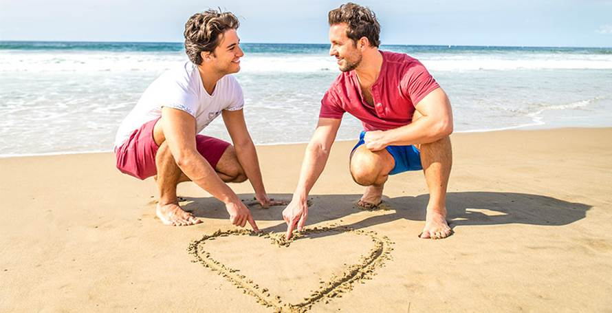 Site divulga ranking dos melhores países para gays passarem a lua de mel