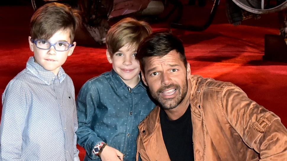 Ricky Martin diz que gostaria que filhos fossem gays