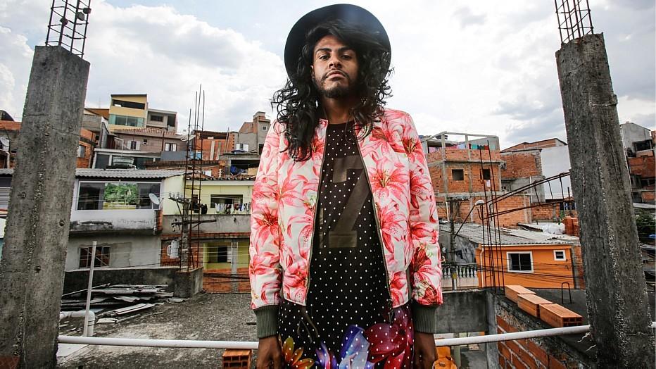 Rico Dalasam, rapper gay, é atração do Festival Absurda em BH