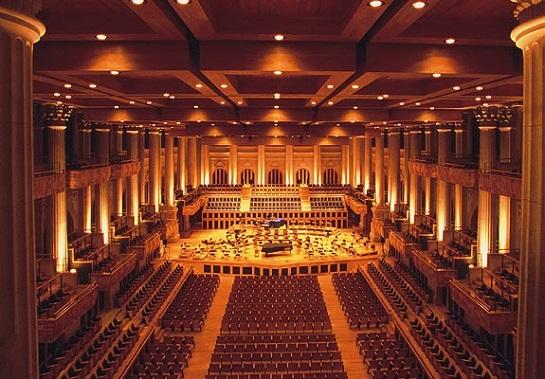 Espaço é considerado um dos melhores lugares para concertos do mundo