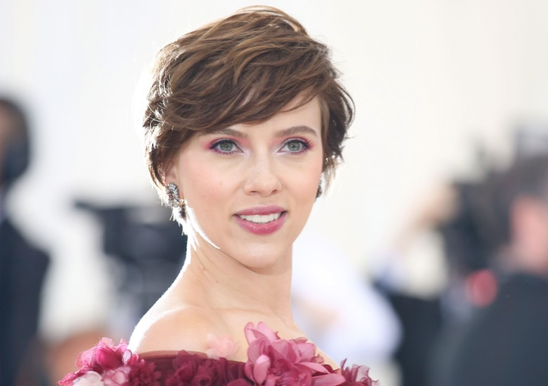 Scarlett Johansson viverá homem trans em filme
