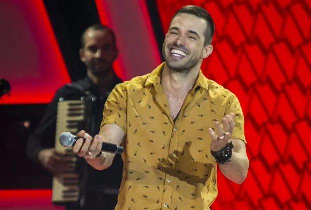 Bonitão Sérgio Dalcin encantou o The Voice Brasil